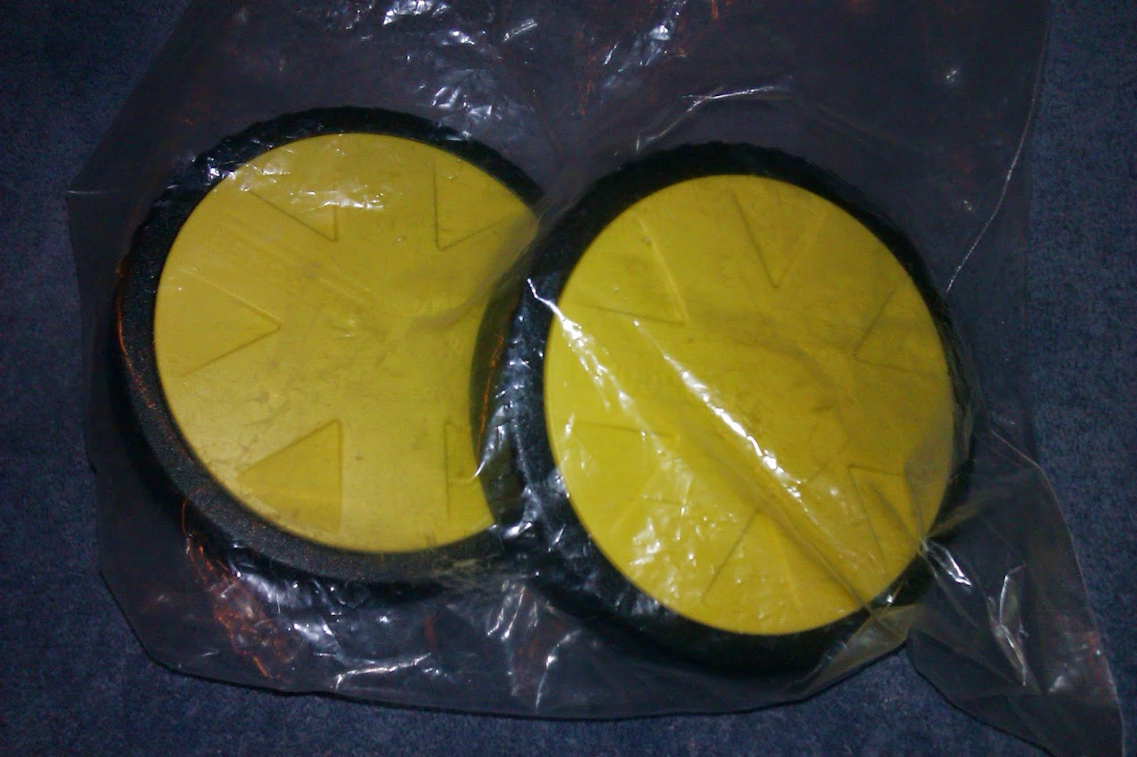 Karcher wheel set