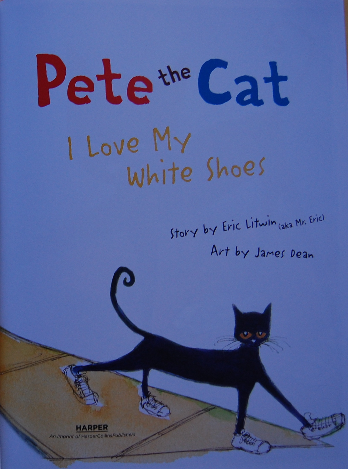 picturebooks in elt i my white shoes