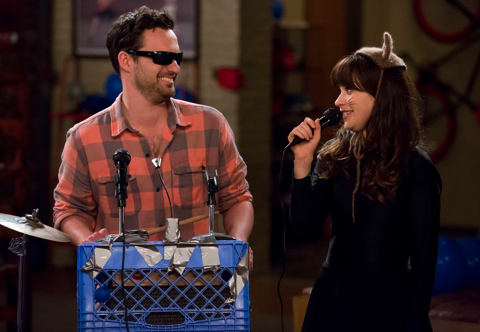 New Girl - Episode 3.21 - Big News - Promotional Photos