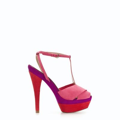 zapato saten
