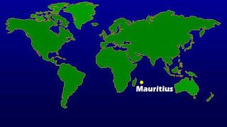 Mauritius, Mauritia, benua mauritia