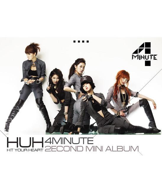 4Minute Second Mini Album