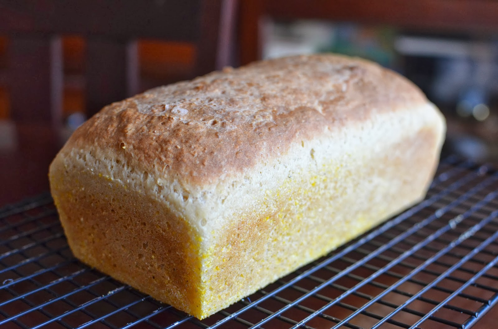 English Muffin Bread Recipe — Dishmaps