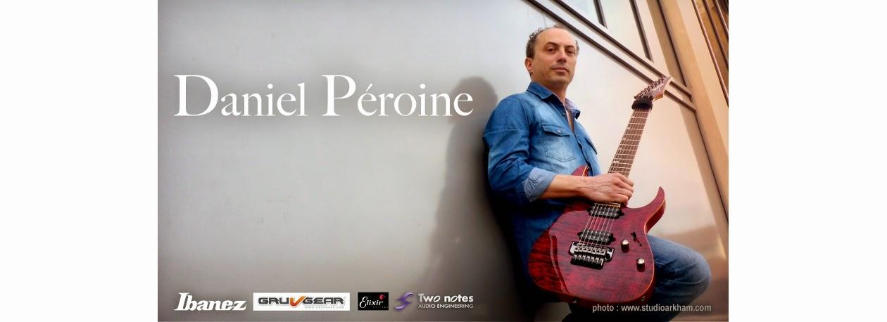 Daniel Péroine, Tapping Guitar