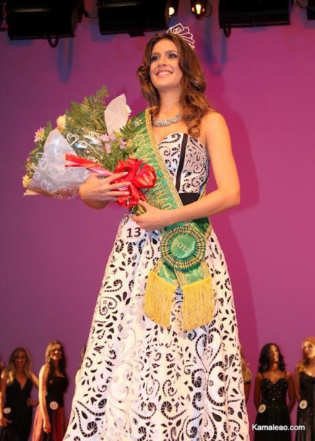 IMAGEM - Juliana Cavalcante - Miss Maranhão 2012