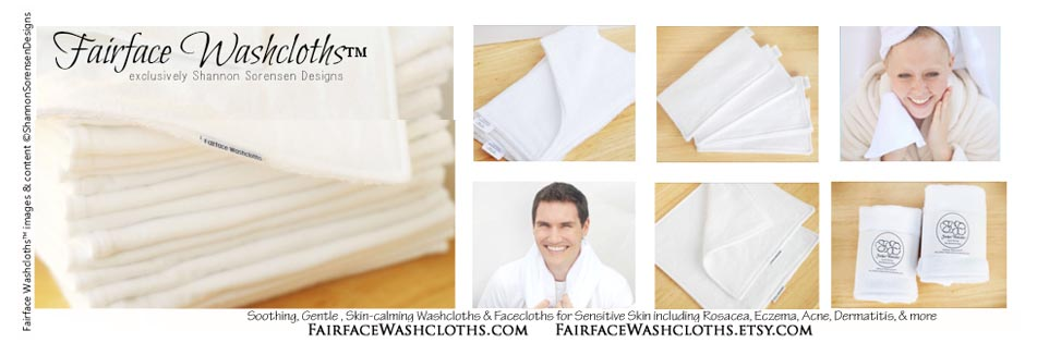 Rosacea Washcloths