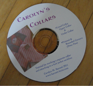 Carolyn&#39;s Collars Tutorial DVD