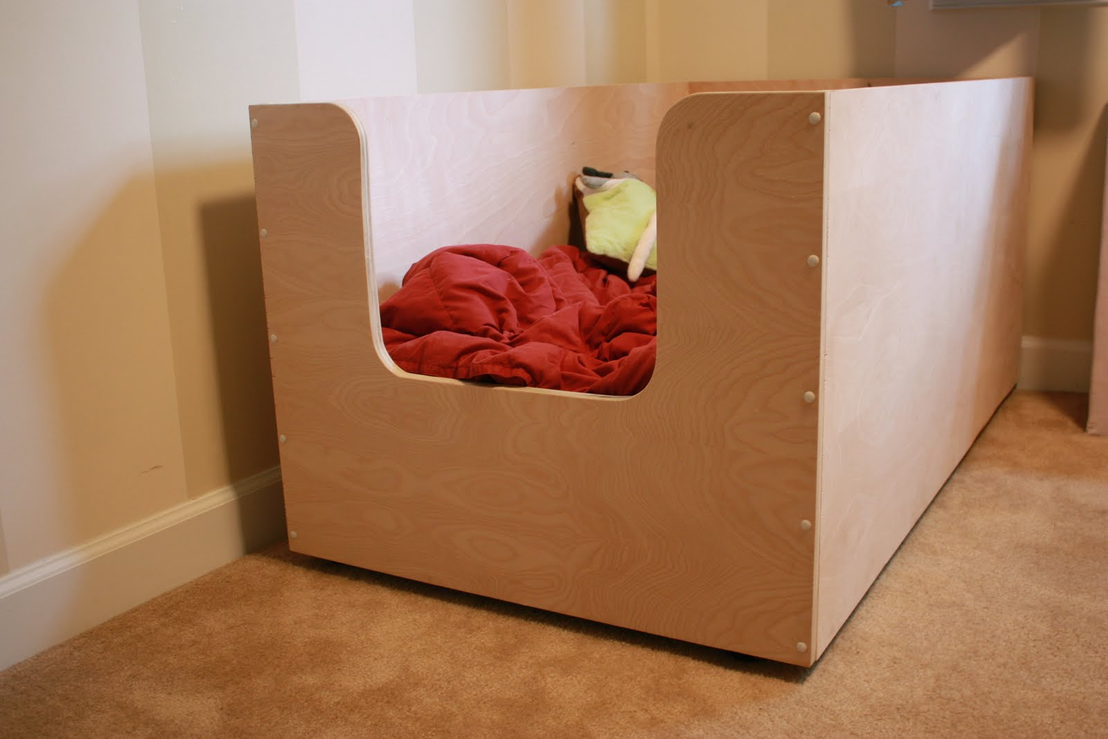 Hand Built Toddler Bed Live Free Creative Co Freshly Cut Circuit Boards Electronics Are Beautiful Pinterest