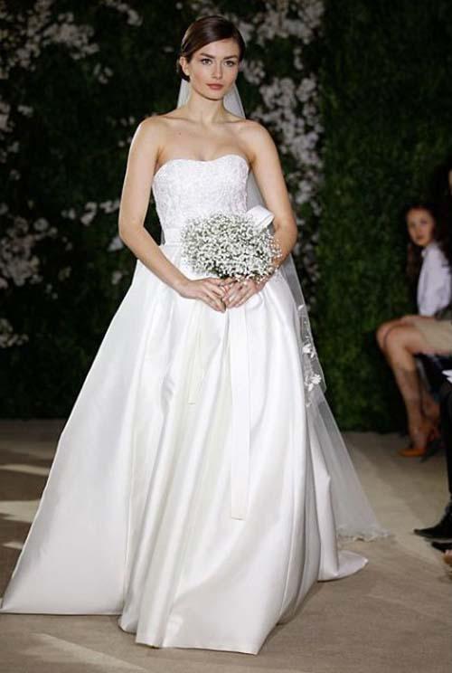 Wedding Dresses By Carolina Herrera 97 Nice The modern white spring