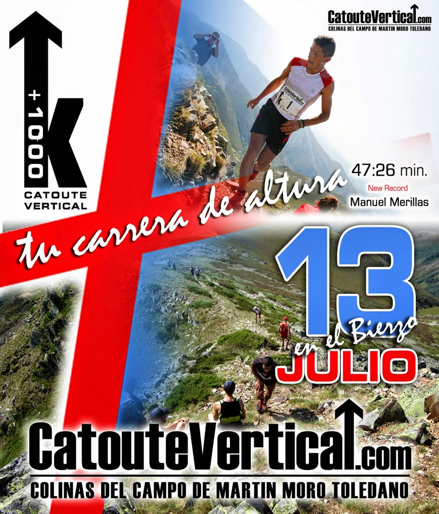 carrera catoute vertical
