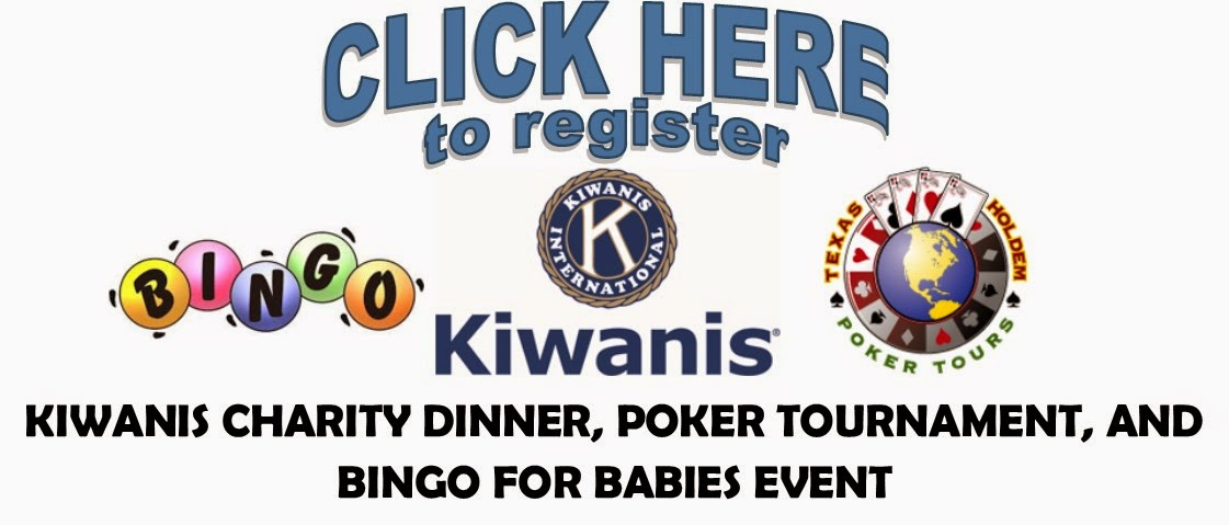 Click Here to Register for the Poker, Dinner, and BINGO for Babies event