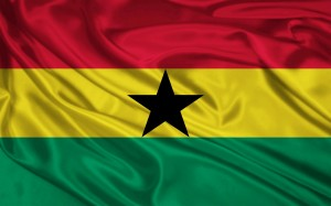 Elder Mann goes to Ghana