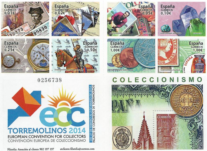 Serie sellos Coleccionismo