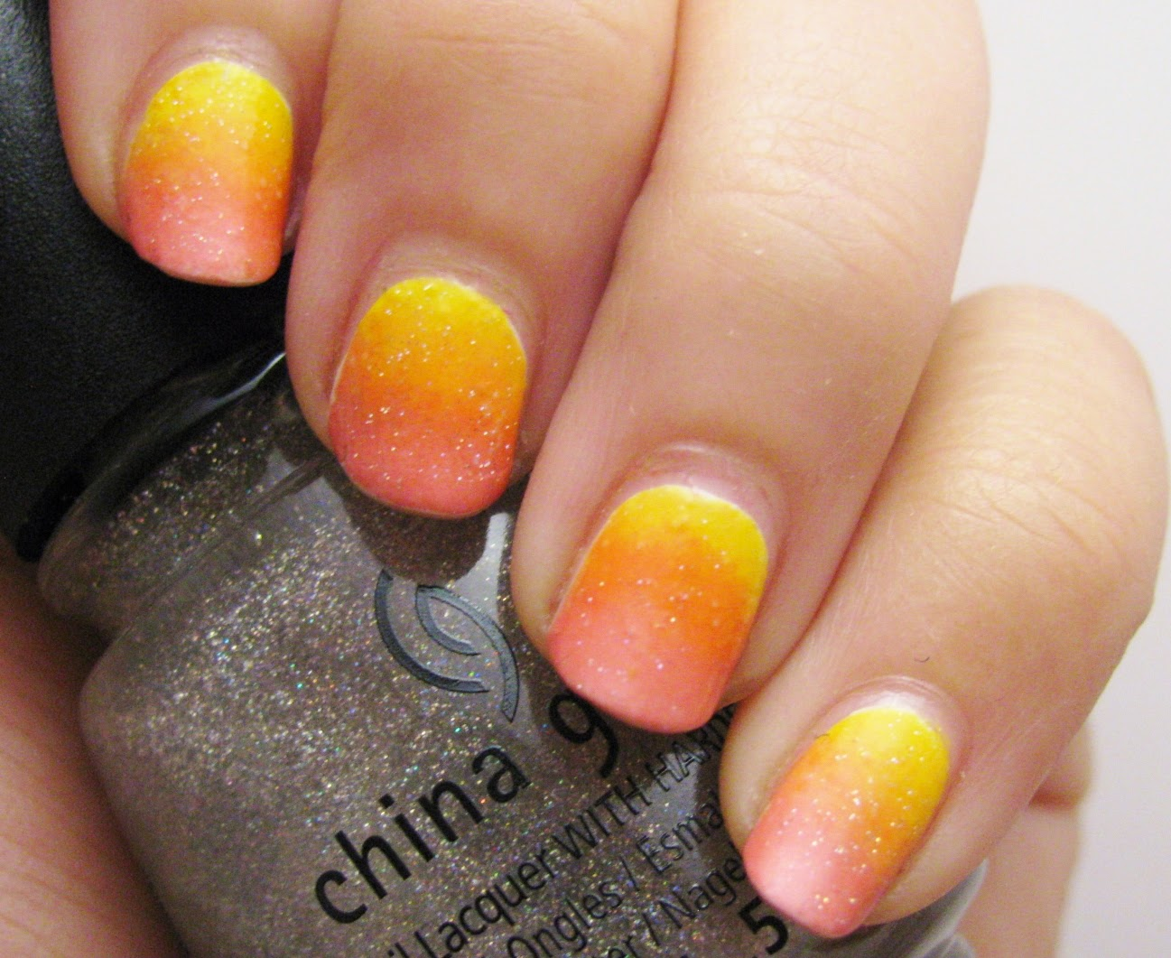 The Super Secret Nail Blog: Weekend Nails: Sunrise/Sunset Gradients ...