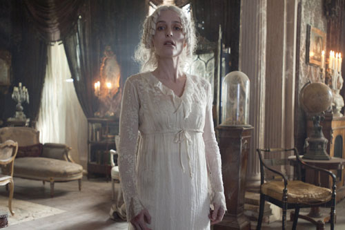 the virtual victorian images of miss havisham on screen  gillian anderson s characterisation of miss havisham in the latest television production of great expectations has caused some degree of controversy
