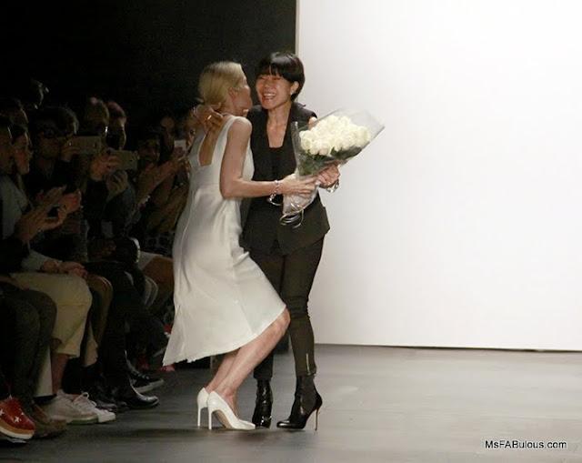 son jung wan fashion show