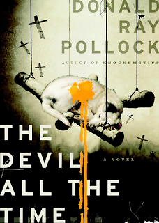 The Devil All the Time donald ray pollock novel amazon top10 new york times bestsellers