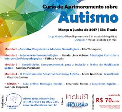 Curso de Aprimoramento sobre Autismo SP
