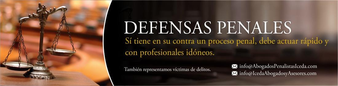 Abogados Penalistas Bogotá, Barrancabermeja y Valledupar