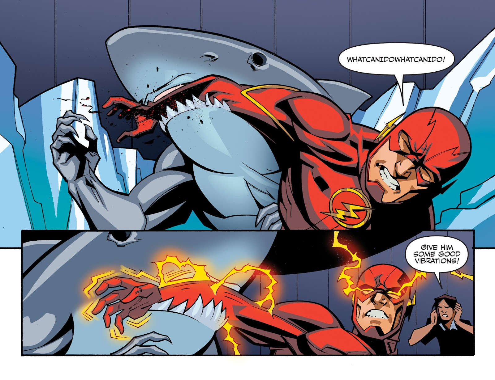 The Flash: Season Zero [I] Issue #13 #13 - English 7