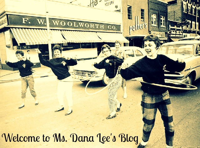 Ms. Dana Lee's Blog