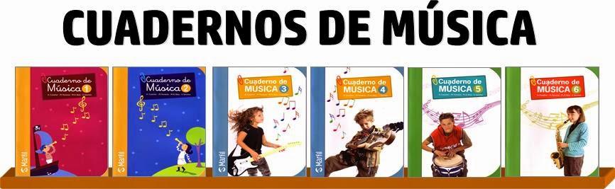 Cuadernos de Música