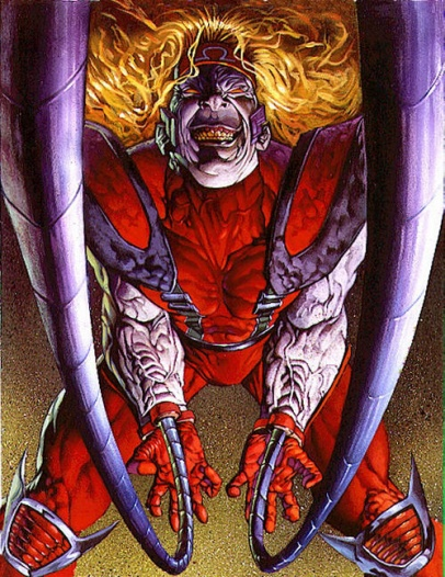 Omega Red Character Review (Action)