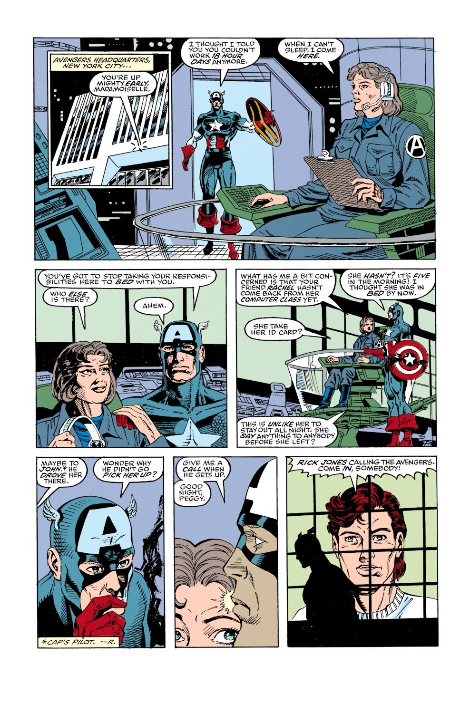 Captain America (1968) Issue #398 #331 - English 7