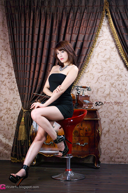 2 Gorgeous Lee Mi Jung-Very cute asian girl - girlcute4u.blogspot.com