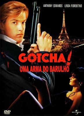 Gotcha%2B %2BUma%2BArma%2Bdo%2BBarulho Download Gotcha: Uma Arma do Barulho DVDRip Dublado Download Filmes Grátis