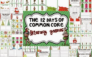 http://www.teacherspayteachers.com/Product/12-Days-of-Common-Core-Christmas-Literacy-413864