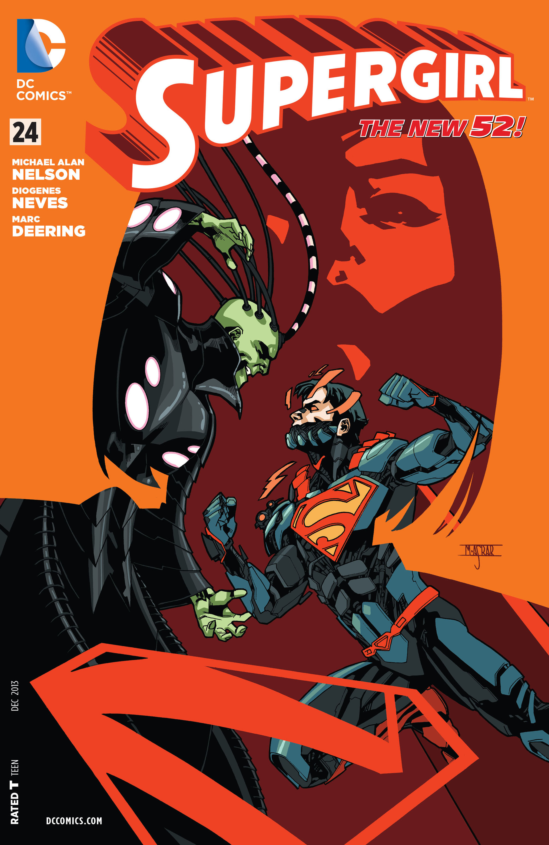 Supergirl (2011) Issue #24 #26 - English 1
