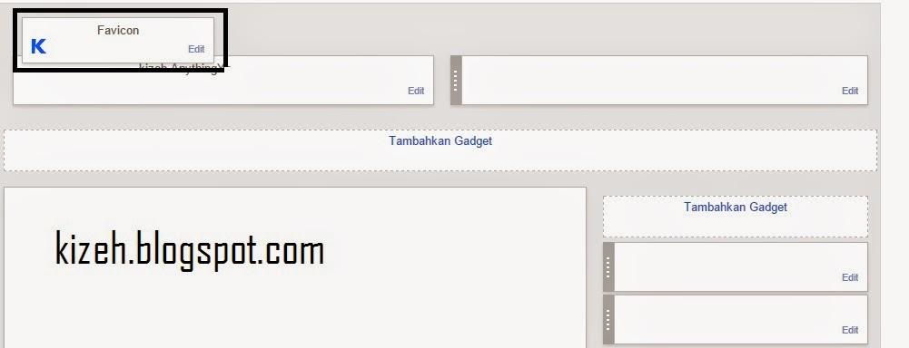 Cara menambahkan gambar di address bar