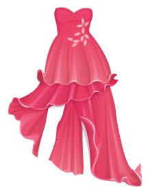 Rosetta Fairy Costume