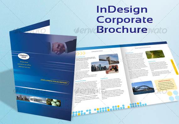 brochure layout indesign4