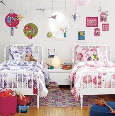 Decoraciones y hogar dormitorios modernos y juveniles - Habitaciones juveniles femeninas ...