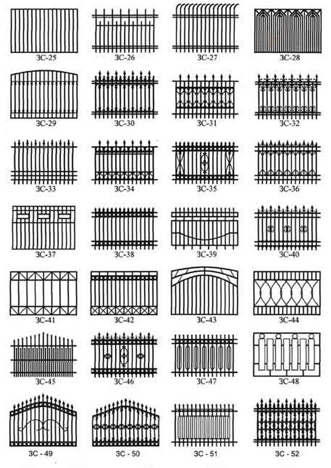 Заборы металлические прайс откатные ворота faac спб