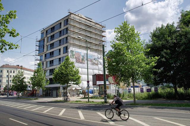 Baustelle Wohnhaus und Gewerbe, B49, Bernauer Straße 50, 10435 Berlin,, 13.07.2013