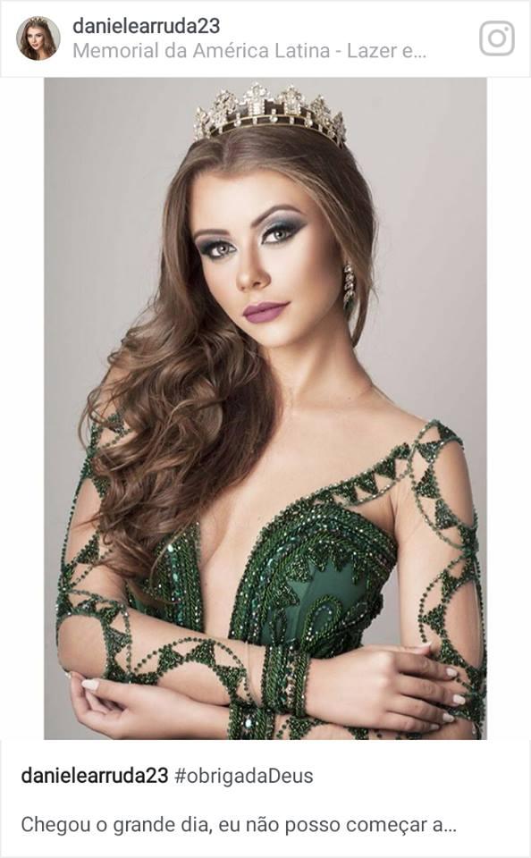 Miss Mundo São Paulo 2017