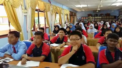 Ceramah Sains PT3 di SMK Changlun