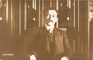 Milan Rakic - pesnik i diplomata Srbija-forum