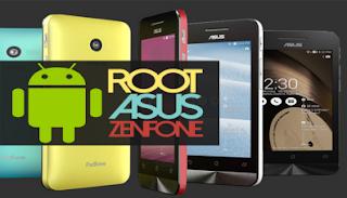 Root ZenFone 5 Dan ZenFone 6