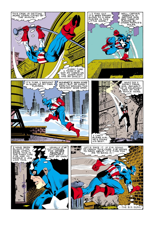 Captain America (1968) Issue #304 #232 - English 3