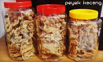 Resep Membuat Rempeyek Kacang Yang Renyah Sekali Goreng