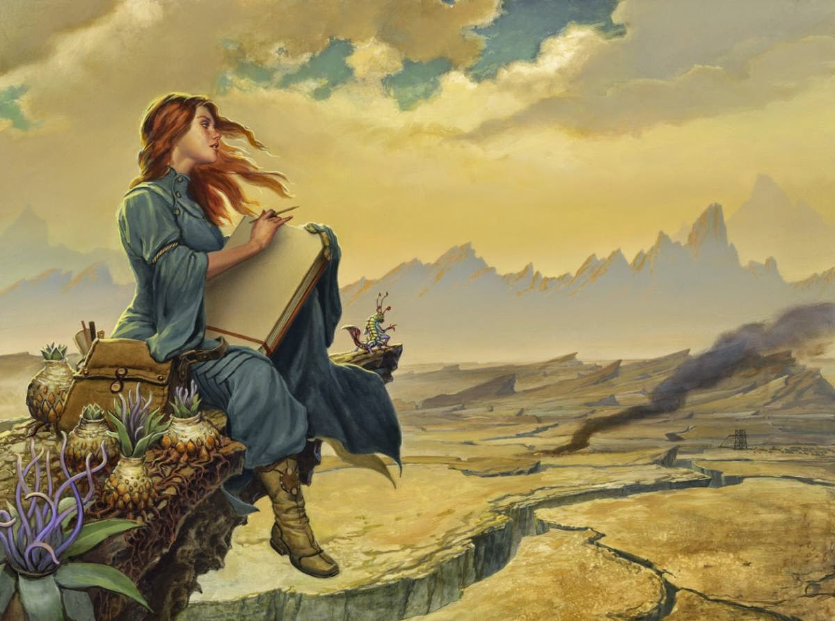 a Fantasy Reader: Words of Radiance review