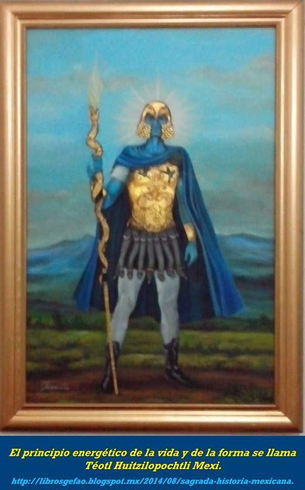 TEOTL HUITZILOPOCHTLI-MEXI