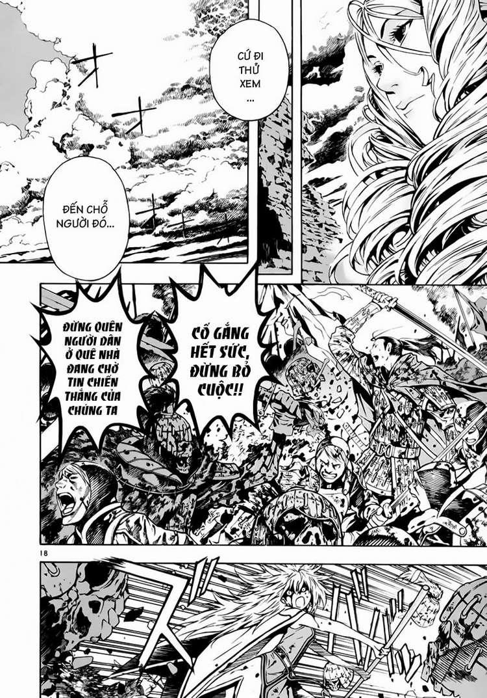Shin Angyo Onshi (Tân Ám Hành Ngự Sử) chap 76 - Trang 15