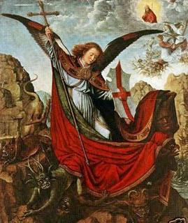San Miguel Arcángel, Príncipe de la Milicia celestial