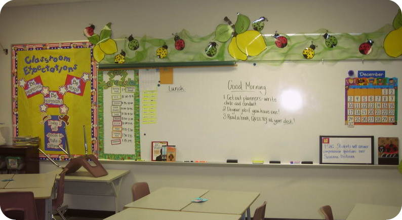 Classroom Garden Ideas ~ Step into nd grade with mrs lemons blast from the past