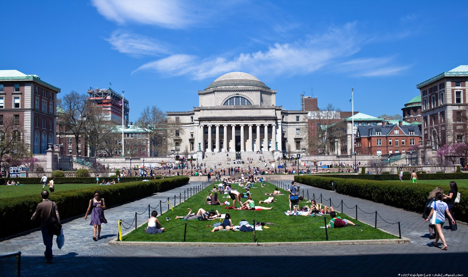 Top Universities To Study Around The World Columbia University New York